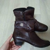 Ботинки кожа Marko Tozzi р.39