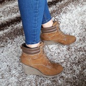 Ботинки осень, стильные