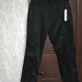 Фирменные новые мужские брюки р.34R на пот-43-44 поб-61