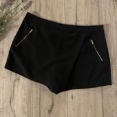 Женские юбка- шорты. Размер l-xl(ориентироваться на замеры). В отличном состоянии.