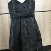 Хорошеньке нарядне плаття-бюстьє розмір С в стані нового