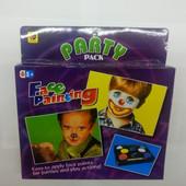 Грим-краска для лица Face Painting!