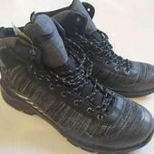 Мужские треккинговые ботинки ⚠️ Crivit⚠️ 43 и 47
