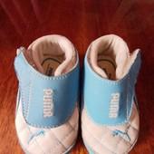 Ботиночки для первых шагов ребенка, Puma, оригинал