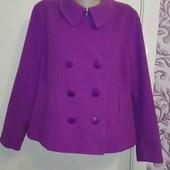 Шикарное пальто большого размера