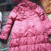Гарне красиве жіноче пальто