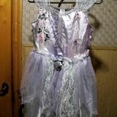 Качество! Карнавальное макси платье от бренда F&F, в новом состоянии