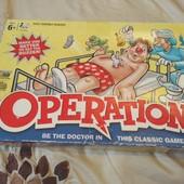 Хасбро Операция, популярная игра на ловкость