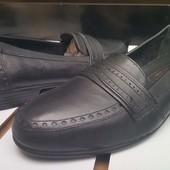 Мужские туфли натуральная кожа Commander 40-42р №8