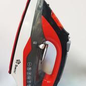 ✅ Утюг Domotec MS-2202 2200W керамическая подошва с отпаривателем