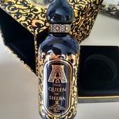 Шлейфовый! 100% оригинал Attar Collection The Queen of Sheba парфюмерная вода в лоте 5 мл