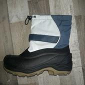 Зимові чоботи Американського бренду прорезинені