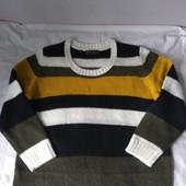 Мягкий, уютный, качественный свитер. Пр-во Бангладеш. р-р 52/54