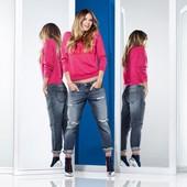 Женский вязаный пуловер, свитер Esmara Германия, коллекция heidi klum размер евро XS (32/34)