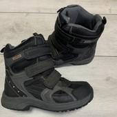 Термо ботиночки Capii 32 размер стелька 20 см . Состояние отличное!