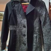 Оригинальное, теплое пальто Friwe, р.М