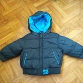 Осенняя классная, очень тёплая курточка