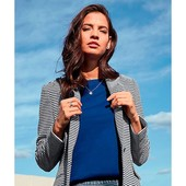 Качественный стильный блейзер-пиджак, Не требует глажки от Tchibo(Германия) размер 44евро=50 наш