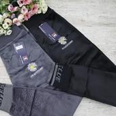 Новинка брюки-лосины на меху Микро вельвет,быстрая отправка
