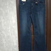 Фирменные новые красивые коттоновые джинсы р.14-16