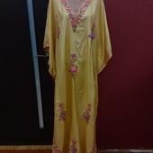 Арабское платье вышивка цвет как золотой подарок араба лежит без дела покупал араб дорого