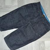 Легенькі джинсові шорти в ідеальному стані на 11 років