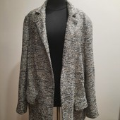Пальто кардиган пиджак накидка М,L