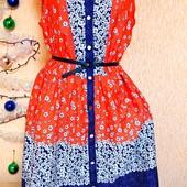 Неймовірна сукня на гудзиках 12 розмір