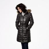Классная стёганая куртка/пальто евро зима Esmara Германия размер евро 42
