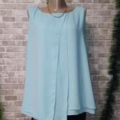 Шикарная блузка р-р 18