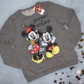 Стильный свитшот Disney,оригинал! внутри начес,Просто бомба!размер на выбор!такой нигде не купите)!