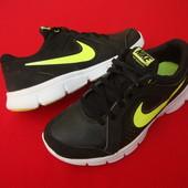 Кроссовки Nike Flex Experience Black размер 36-37