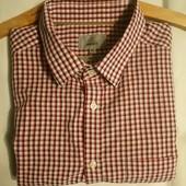 Лоты от 25 грн! Рубашка с коротким рукавом. Как новая.