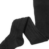 Колготки Lupilu Германия размер 86/92 см,(1-2 года) черные. С выточками под памперс