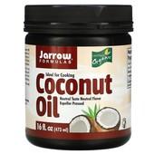 Органическое кокосовое масло холодного отжима, 473 г