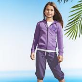 Спортивный костюм Тсм Tchibo р.122-128 для дівчинки. Новий, сток Німеччина