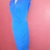 Прекрасное платье с запахом на груди