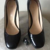 Стильні шкіряні туфлі!!!