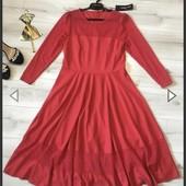 Платье миди simple be 44p новое