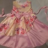 Нарядна сукня 6-7р. УП безкоштовно