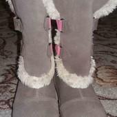 Зимние сапожки Ecco.27 размер.Цена в магазине 1999 грн