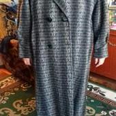 Пальто зимнее 60 размер