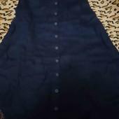 продам юбку  100%лен