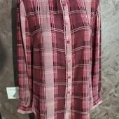Красивая блуза туника в отличном состоянии