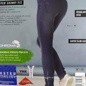 Отличные женские джинсы super skinny fit Esmara Германия размер евро 34