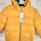 Демисезонная куртка на холодную погоду F& F Tesco