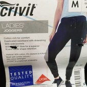 PP128.Жіночі спортивні штани Crivit