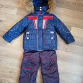 Отличный зимний комплект для мальчика