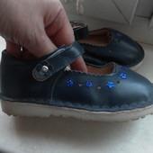 Кожаные туфли Coco состояние очень хорошее