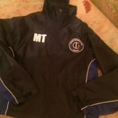 Куртка, спортивная ветровка, размер 11-12 лет 152-158 см, Kitking. состояние отличное